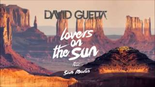 David Guetta | Lovers on the sun | Radio Edit
