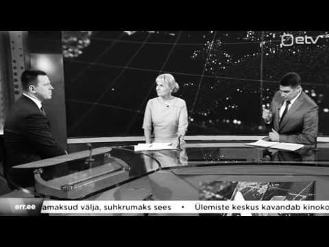 Jüri Ratas 2017 • Aktuaalne Kaamera