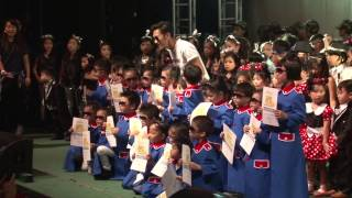 neverland kids academy::Summer Show Case 2014 - Super Starz