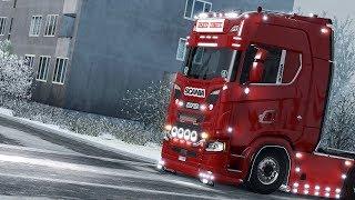 [ETS2 - ADDON] Scania NextGen S / R Visors Pack