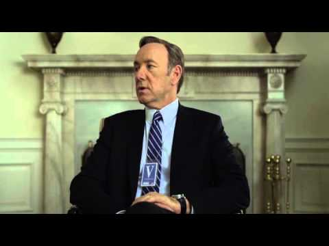 House of Cards s02e01  Staff conference in the Oval Office