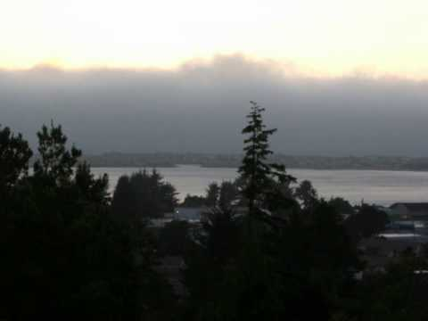 OregonCoastal.com - Fog Rolling over the Pacific Ocean | Hot