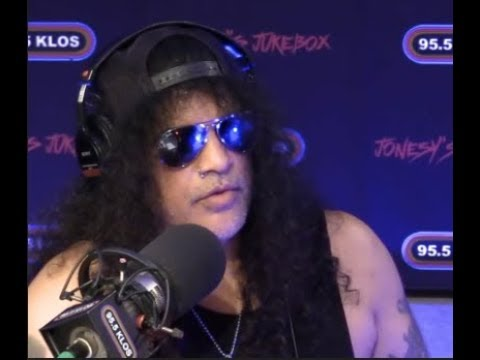Guns N' Roses Slash On Why He Didn't Want to Be Eddie Van Halen & Their History Together!