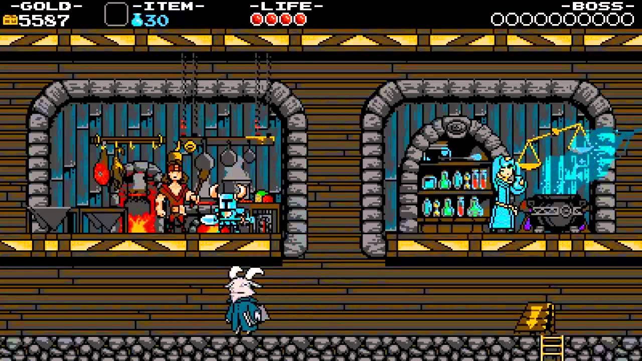 Shovel knight descargar pc