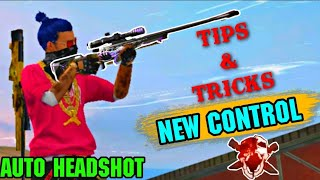 BEST PRO TIPS & TRICKS FOR AWM AND KAR98K BEST SNIPER TRICK || AUTO AIM|| GARENA FREEFIRE