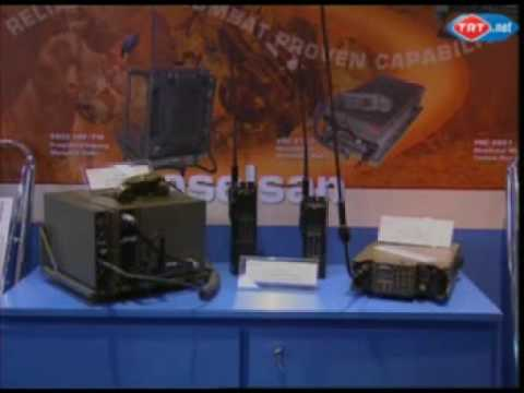 Aselsandan Yeni Modern Telsizler / Turkish Defence Industry - Defined Radio
