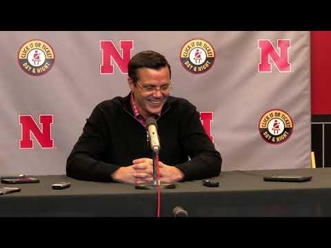 HOL HD: Tim Miles reacts to Nebraska's NIT draw