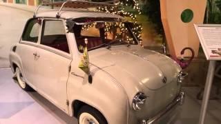 1965 Goggomobil T250 sedan