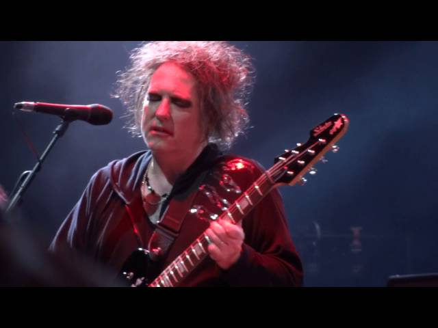 The Cure - Lovesong - Live @ KC's Starlight Theater 6/8/2016