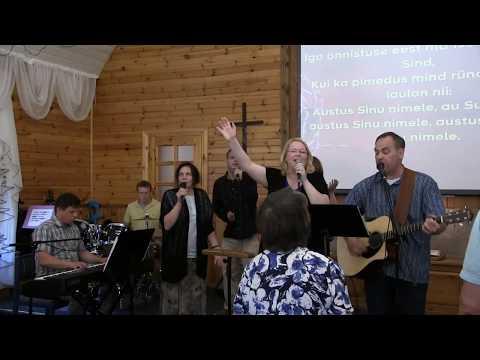 Markku Veilo Paide Baptistikoguduses 12.08.2017