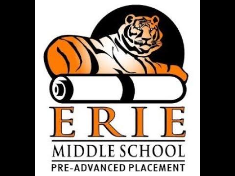 Erie Middle School 2018 Bridge to High School