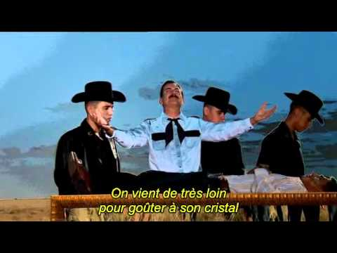 Negro y Azul - Los Cuates de Sinaloa [paroles] - Breaking Bad 2.07 [série/drama]