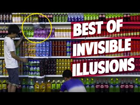 BEST of INVISIBLE Illusions - HD