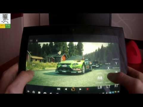 Как играть в компьютерные игры через Onlive на Android