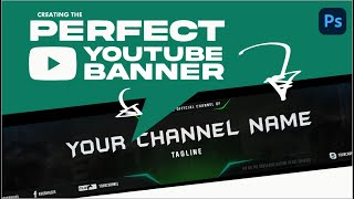 Best Top New Gaming Channel Art PSD free download | Kaushal Gfx | Photoshop Pro Tutorial #16