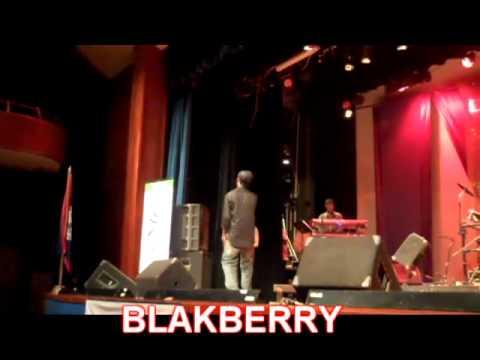 BenjahminBlak performance in Belize at the bliss centre.