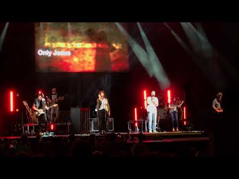 Casting Crowns - Jesus Is The Only Name At Kingdom Bound, Darien Lake, NY July 31, 2018