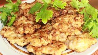 Рубленые куриные котлеты.Очень вкусные,сочные и аппетитные.