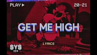 Marco Luka - get me high (Lyrics)
