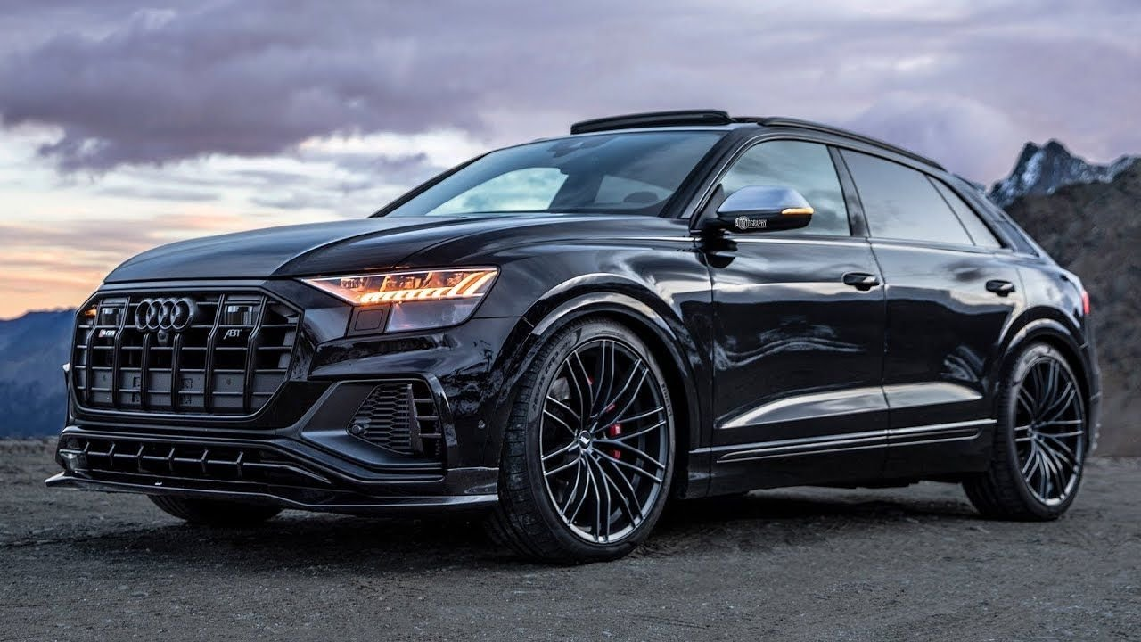 2021 Audi RS Q8 - Lamborghini URUS on a Budget - YouTube