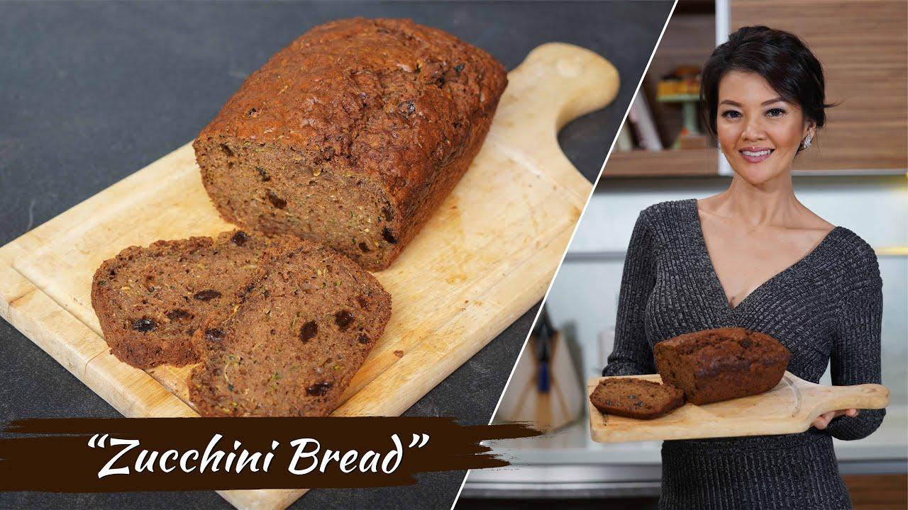Farah Quinn - Zucchini Bread (Menu Sarapan / Snack buat Keluarga)
