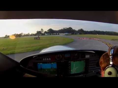 First Private Pilot Flight Training Lesson