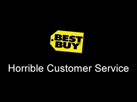 Best Buy - Horrible Customer Service (Office Depot & Staples - GOOD)