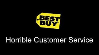 Best Buy - Horrible Customer Service (Office Depot & Staples - GOOD)