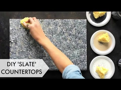 Slate Kit Application Tips Giani Countertop Paint