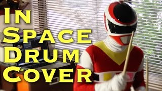 DRUM COVER: Power Rangers In Space
