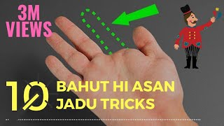 Top Ten magic tricks