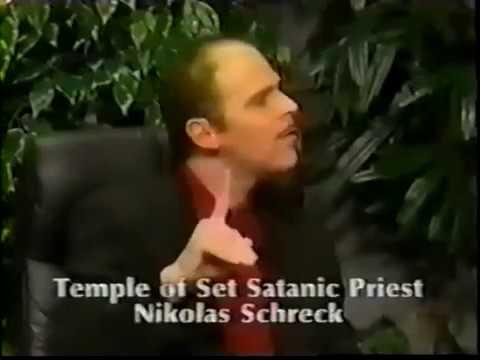 Showdown with Satanism - Bob Larson interviews Nikolas and Zeena Schreck
