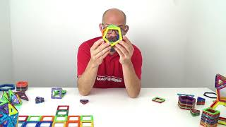 Cool maths with Magformers - #4. Prisms & Antiprisms