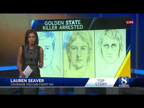 Former cop arrested in Golden State Killer cold case