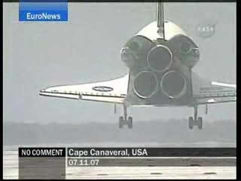 Cape Canaveral - USA - EuroNews - No Comment