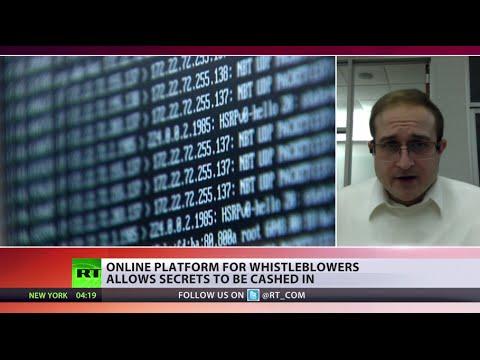 Secrets for Sale at Slur: 'Whistleblowers should be paid for risks'