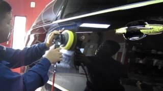 【鈑金・塗装・磨き】濃色車の磨き講座  株式会社クリアビジョン thumbnail