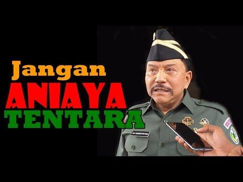Jenderal Hendropriyono ingatkan jangan aniaya tentara! (video)
