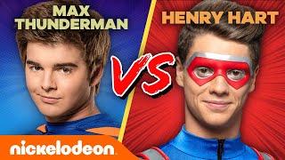 Max Thunderman vs. Henry Danger: Who&#39s the Better Superhero?