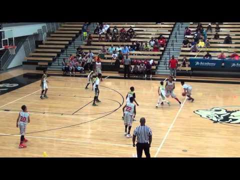 2015 MAYB National Championship Basketball Game-5th Grade Boys
