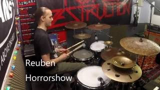 Watch Reuben Horrorshow video