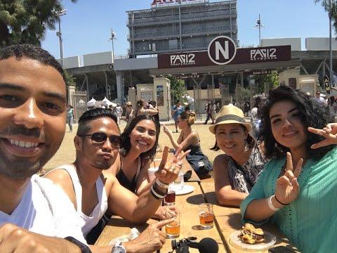 2016 L.A. VEGAN Beer & Food Festival aka EAT DRINK VEGAN - June 18, 2016