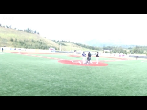 Chugiak Chinooks vs. Anchorage Bucs (Game 30/DH Game 1; July 11, 2017)