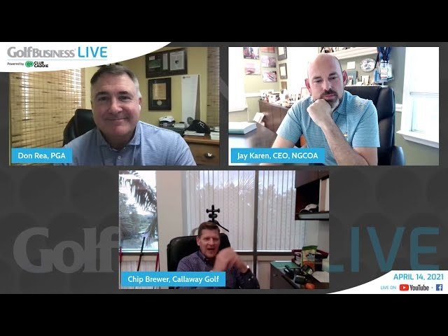 Golf Business LIVE - April 14th