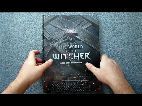 The World Of The Witcher [BOOK REVIEW]