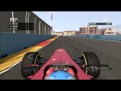 F1 2012 GP de Europa