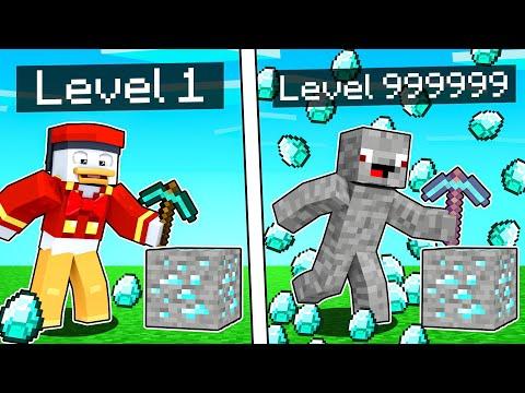 SPITZHACKE FÜR 1€ VS 1.000.000€ SPITZHACKE in Minecraft !!
