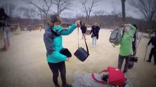 กระโดนเชือก #หมู่บ้านวัฒนธรรมซูวอน เมืองซูวอน จังหวัดเคียงกิโด