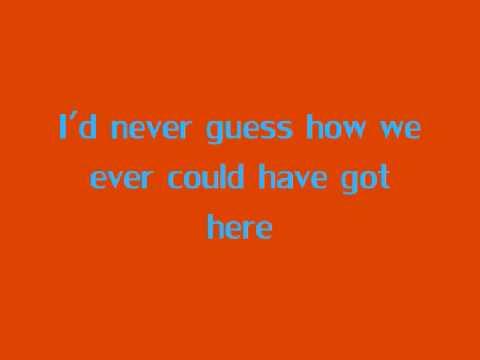 Marianas Trench Celebrity Status (Lyrics On Screen)