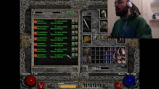 Diablo 2 summoner Necro players 8 battlenet playthrough part 51